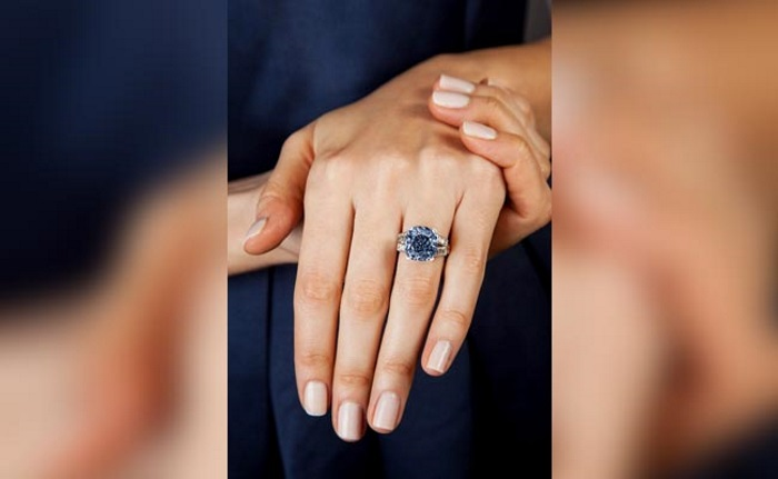 anello di Shirley Temple