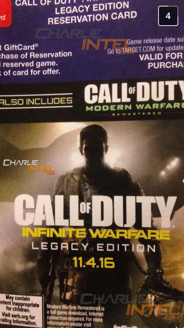 Call of Duty: Infinite Warfare, la campagna principale ambientata nello Spazio