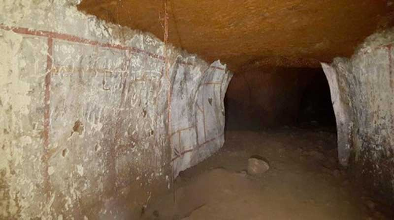 Archeologia: a Roma tra via di Centocelle e via Casilina spuntano le catacombe