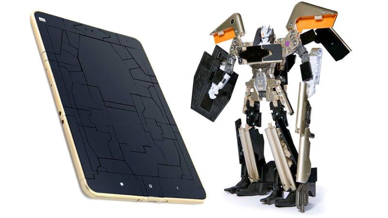 xiaomi tablet transformer