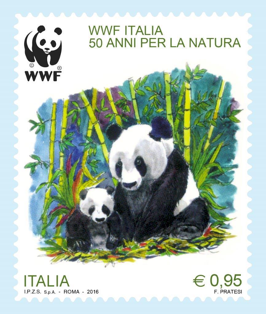 francobollo wwf