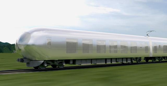 giappone treno invisibile seibu