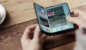 Galaxy X, Samsung al lavoro sullo smartphone pieghevole