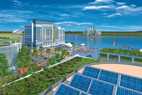 Bakcock Ranch: in Florida la prima città alimentata solo dall'energia solare
