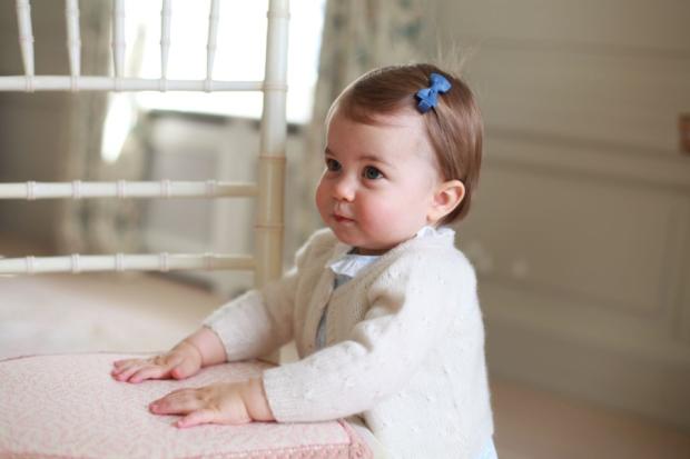 Principessina Charlotte