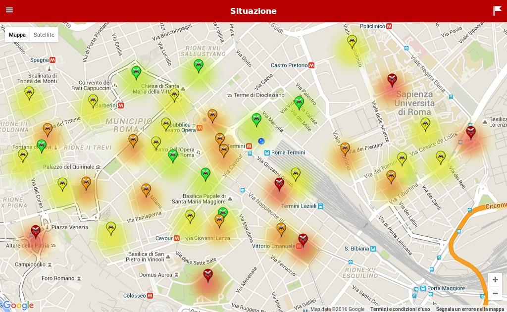Zanzare: nuova app italiana aiuterà a evitarle