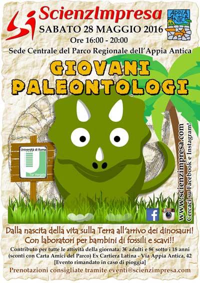 Scienzimpresa Giovani Paleontologi (1)