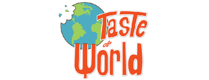TASTE DE WORLDedited