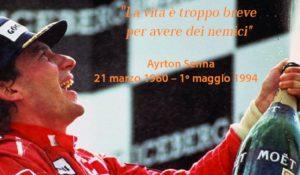 Ayrton Senna, 24 anni fa la morte di una leggenda