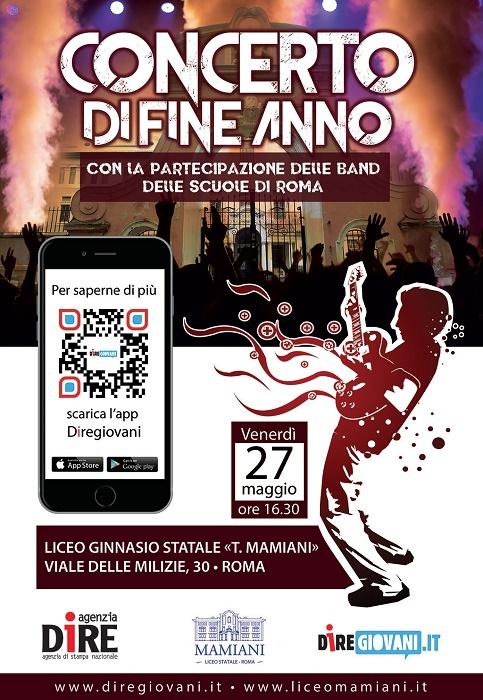 app diregiovani Poster-Mamiani
