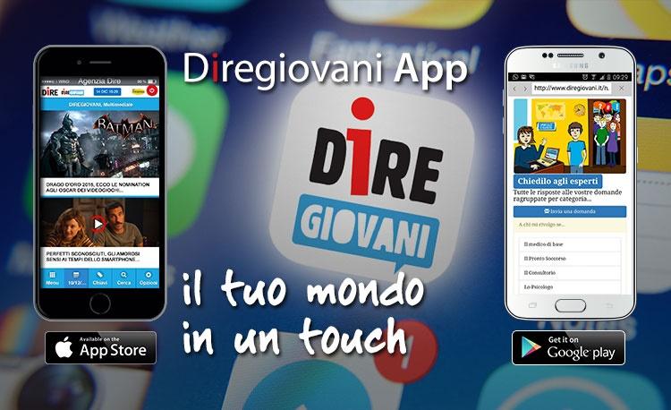 diregiovani app