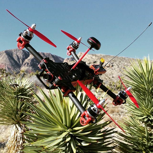 droni FPV Drone Racing