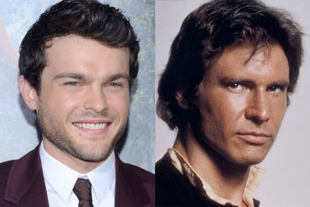 Star Wars: Alden Ehrenreich sarà il giovane Han Solo