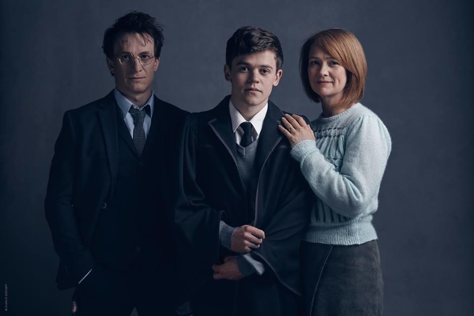 Harry Potter and the cursed child a teatro svelati i protagonisti