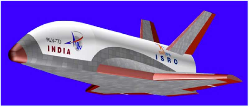 indian shuttle rlv-td