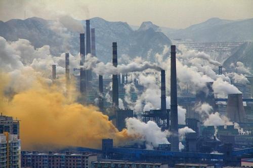 inquinamento acciaio