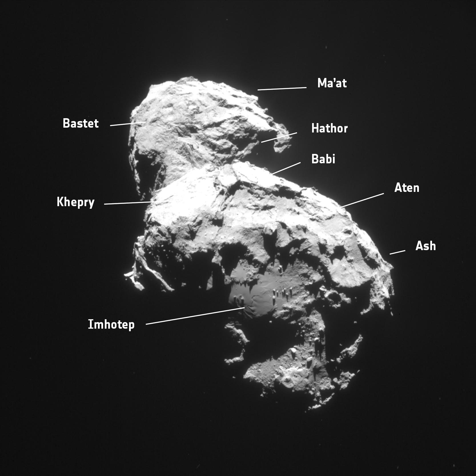 ESA_Rosetta_NAVCAM