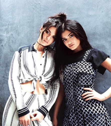 Kylie e Kendall