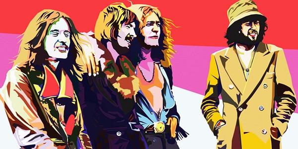 Led-Zeppelin-pop-art-