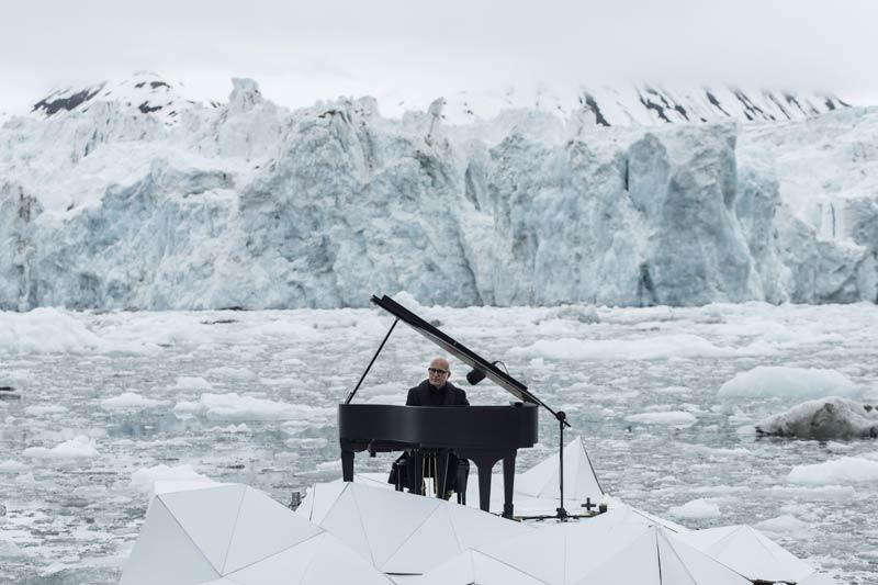 Elegy for the Arctic: il video di Ludovico Einaudi per la difesa dell'Artico [VIDEO]