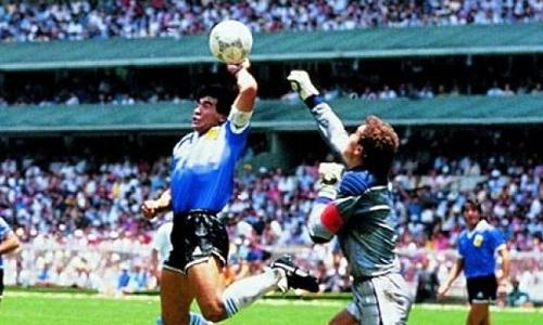 Maradona manodedios 2