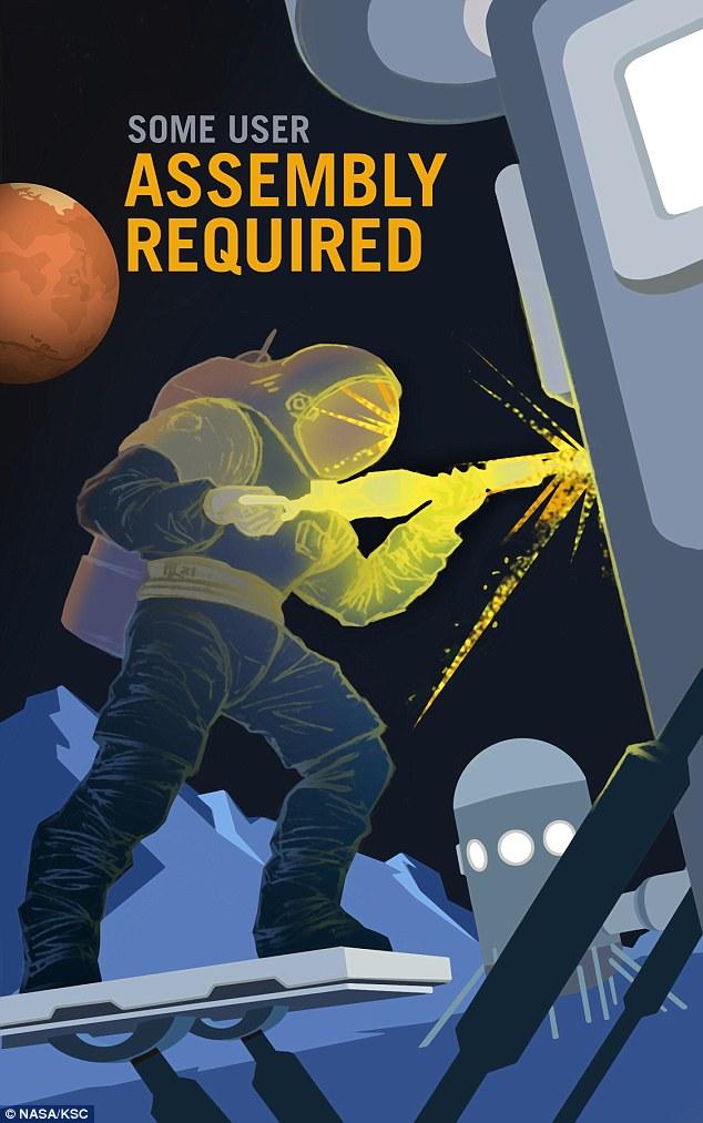 NASA reclutamento per Marte (1)