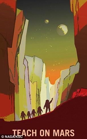 NASA reclutamento per Marte (11)