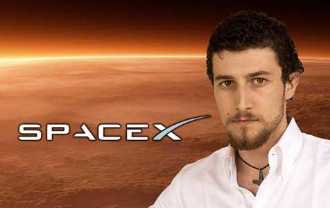 Space X Pietro Aliprandi