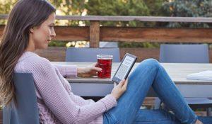 Amazon lancia il nuovo Kindle: ecco le novità