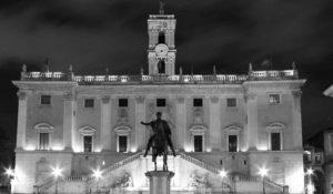 C'è un fantasma in Campidoglio: Ghost Hunters convocati a Palazzo Senatorio