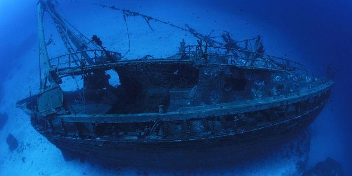 galeone relitto nave
