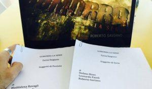 Gomorra terza stagione: il cast torna sul set per girare i nuovi episodi