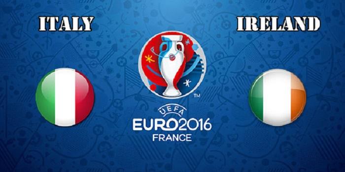 italia-irlanda- europei 2016