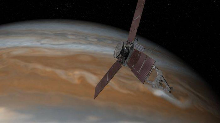 Giove attende Juno