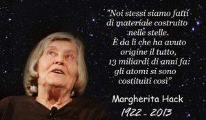"""Margherita Hack, ricordando la """"donna delle stelle"""""""