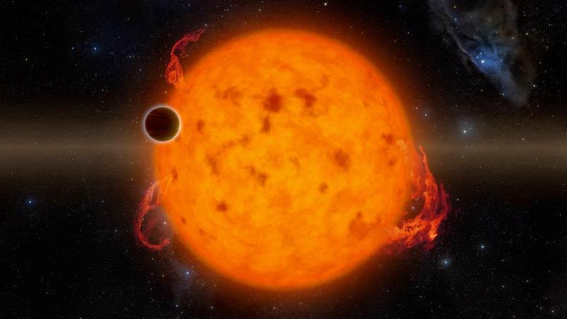 mondo alieno K2-33_b
