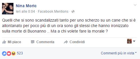 moric facebook