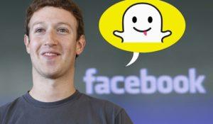 Facebook copia Snapchat. Arriva l'app creata per i Paesi emergenti
