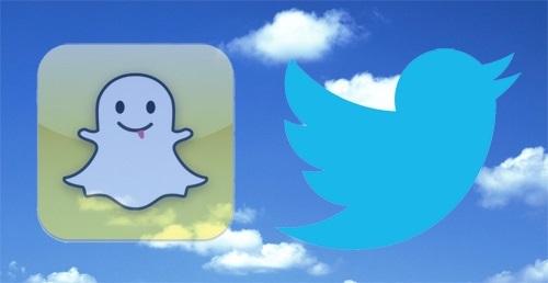 snapchat twitter