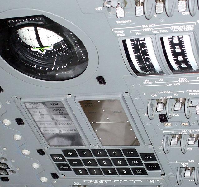 codice di volo Apollo 11