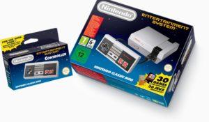 Nintendo Classic Mini, boom di preordini su Amazon