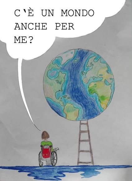 Giada_Giusti_vignetta_un altro mondo è possibile anche per i disabili_2D