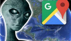 "UFO: struttura ""aliena"" sottomarina scoperta con Google Maps"