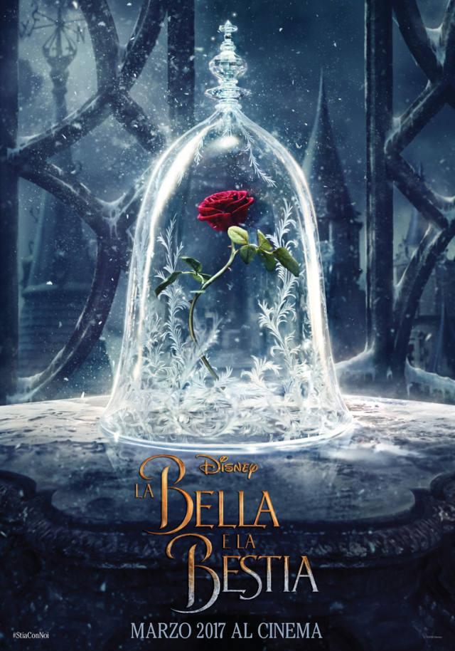 La Bella e La Bestia film Poster