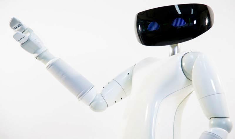 R1 il primo robot casalingo (2)