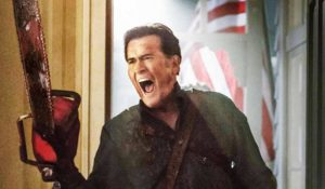 Ash vs. Evil Dead 2, sangue e follia nel primo TRAILER
