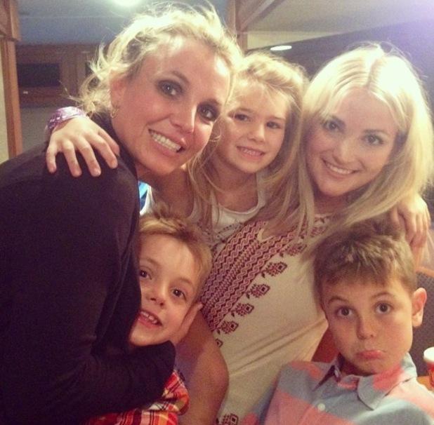 nipote di Britney Spears