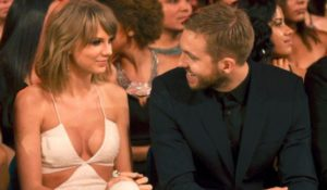 Taylor Swift vs Calvin Harris: guerra a colpi di tweet