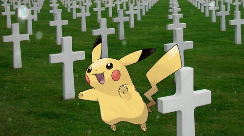 cimitero pokemon go