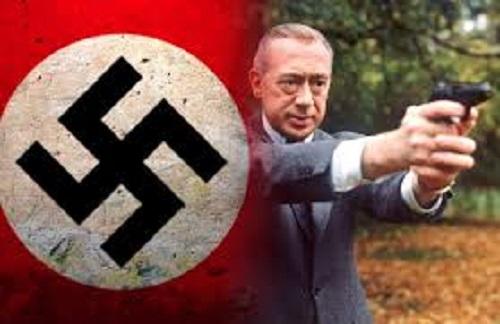 derrick nazista